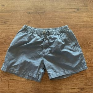 Chubbies Blue Stone Stretch Shorts